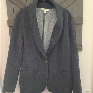 Coldwater Creek XL (16) sweater blazer.
